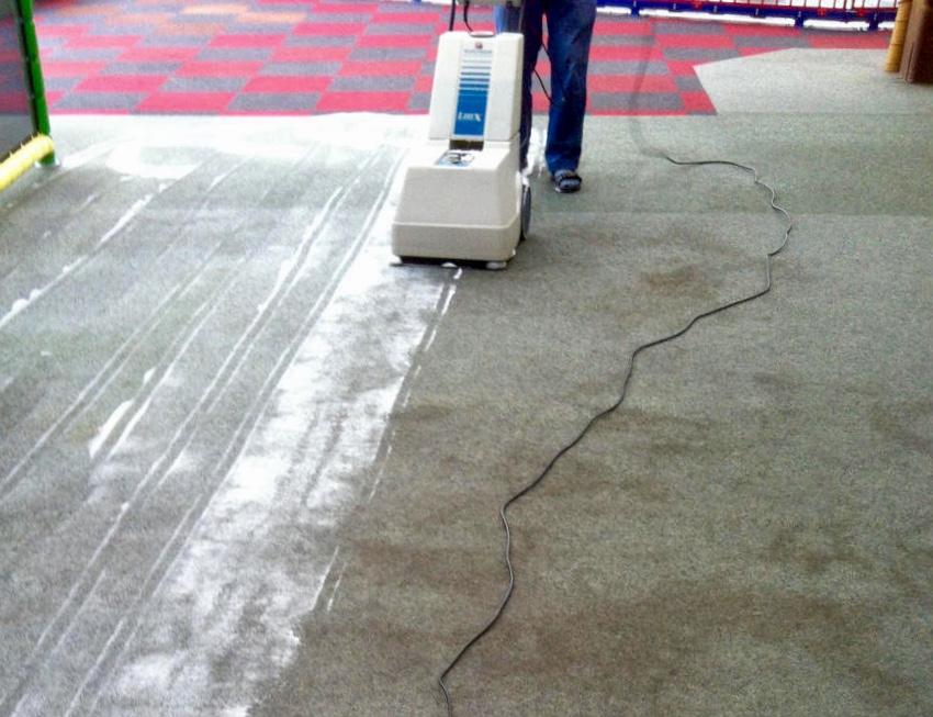 Teppich Reinigen Lassen Zug